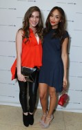 LACOSTE Celebrates The Launch Of Women's Spring/Summer 2012 Collection