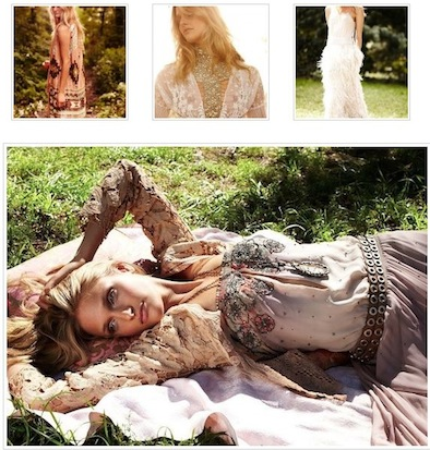 HAUTE HIPPIE uptown madison spring 2012 campaign FDM LOVES