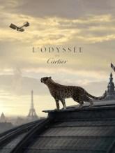 L'ODYSSEE de CARTIER film FashionDailyMag sel 1 brigitte segura