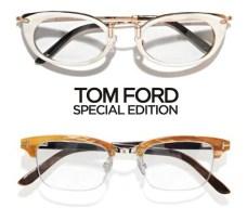TOM FORD special edition optical eye wear MW april 2012 launch FashionDailyMag sel 7