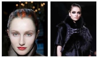 fdmLOVES haider ackermann beauty and KANYE WEST fall 2012