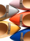 shoes in color FashionDailyMag