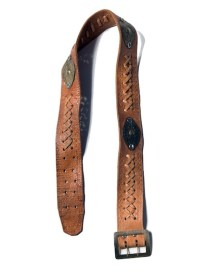 ANTIQUE BELTS at What Goes Around Comes Around nyc outdoor style FashionDailyMag