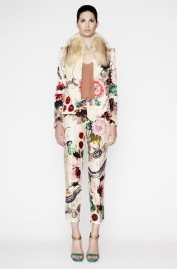 CAMILLA and MARC patterns fall 2012 preview 3 FashionDailyMag