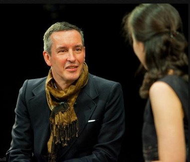 DRIES VAN NOTEN interview Fashion TALKS 2012 fiaf FashionDailyMag