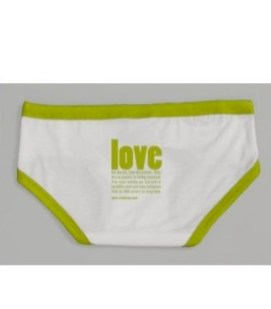 LOVE eco undies | a lot to say sustainable FashionDailyMag eco friendly fashion