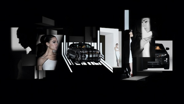 RANGE ROVER victoria beckham collaboration NICK KNIGHT on FashionDailyMag