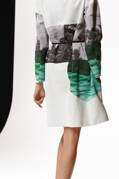 dries van noten ss2012women FashionDailyMag