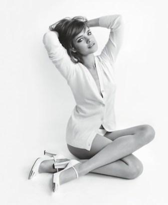 stuart weitzman spring 2012 ad campain FashionDailyMag sel 3