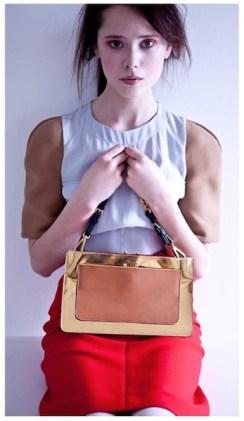 MARNI WINTER EDITION 2012-13 PRE ORDER colorblock bag FashionDailyMag loves