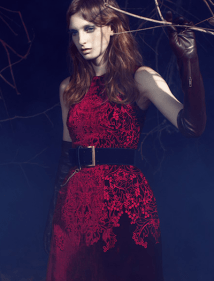 MCQ Alexander McQUEEN runway collection private order at NetAPorter sel 4 FashionDailyMag