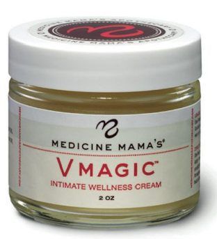 MEDICINE MAMA v magic for razor burn