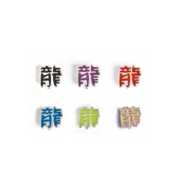ONA CHAN silver charms with rhodium plating fdm GIFTS mom