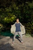 PAUL WESLEY wardrobed by MrPorter on FashionDailyMag
