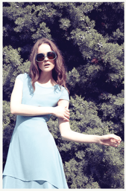 REISS occasion spring summer 2012 blues FashionDailyMag loves