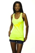 TINY TIM neon tank John Bartlett fdmloves