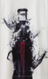 UNIQLO X COCA-COLA limited edition BLACK BURST