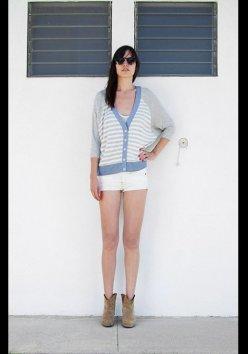 love zooey summer 2012 dolman cardi on FashionDailyMag