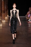 Basil Soda Fall 2012 Haute Couture fashiondailymag selects Look 4