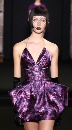 DIDIT HEDIPRASETYO couture fw12 paris