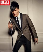 DIESEL MEISEL behind the scenes fall 2012 campaign FashionDailyMag 15