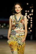 Desigual rtw spring_summer 2013 Barcelona fashiondailymag selects Look 5