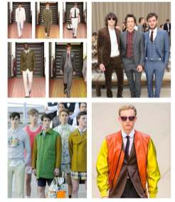 FASHIONDAILYMAG menswear spring 2013 highlights CARVEN and burberry prorsum