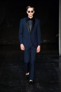 Pixelformula Hardy Amies Summer 2013 Menswear ready to wear Fashion Show Paris