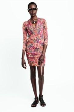 Mara Hoffman Resort 2013 FashionDailyMag Selects Look 4