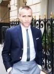 THOM BROWNE menswear launch interview derek blasberg | Mr Porter