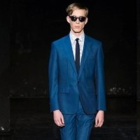 HARDY AMIES spring 2013 menswear Paris
