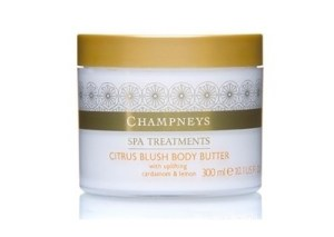 Champneys Citrus Blush Body Butter Fashiondailymag selects