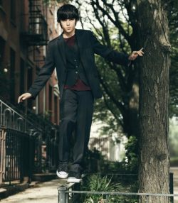 JOHN VARVATOS usa BOYS 3 on FashionDailyMag