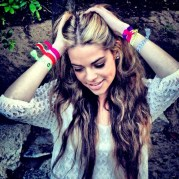KITSCH boho hair accessories on FashionDailyMag