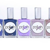 POLISH + Co. GLAMOUR for the nails