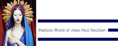 SIDEWALK TO CATWALK gaultier photo miles aldridge | FashionDailyMag