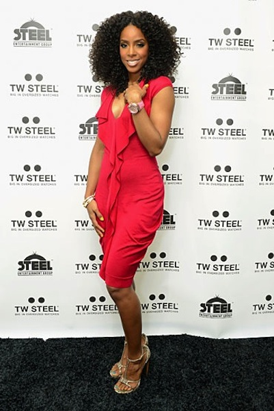 TW Steel Hosts Kelly Rowland Launch Party Kelly Rowland FashionDailyMag Selects