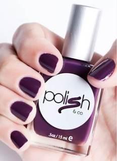 POLISH & CO nail polish 5 on FashionDailyMag