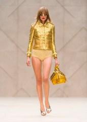 BURBERRY PRORSUM womenswear spring 2013 FashionDailyMag sel 1 lfw