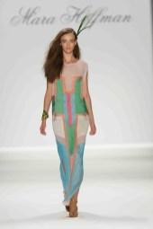 MARA HOFFMAN spring 2013 runway FashionDailyMag sel 1 copy
