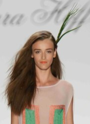 MARA HOFFMAN spring 2013 runway FashionDailyMag sel 1