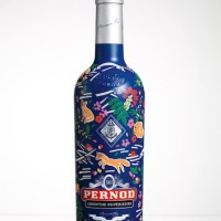 Pernod Absinthe x Maison Kitsuné collab launch