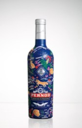 PERNOD by MAISON KITSUNE limited edition collab FashionDailyMag