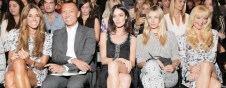Whitney Eve Spring 2013 Fashion Show front row celebs feaure FashionDailyMag
