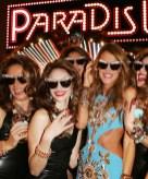 ANNA DELLO RUSSO in ADR at paradis latin pfw FashionDailyMag