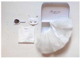 BONPOINT enchanted beauty suitcase for kids on FashionDailyMag
