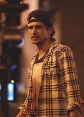 JAMES FRANCO behind the scenes stuart weitzman film