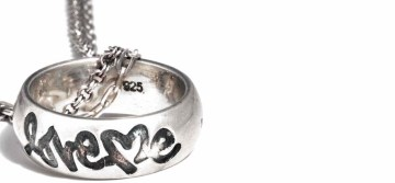 LOVE ME EMBOSSED ring bing bang jewelry FashionDailyMag sel 2