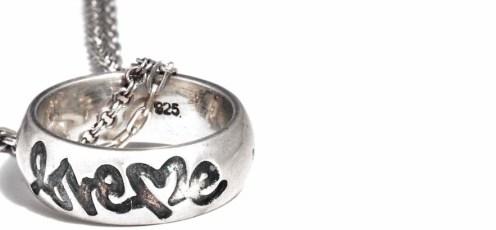 LOVE ME EMBOSSED ring bing bang jewelry FashionDailyMag sel 2