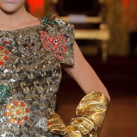 Vivienne Westwood Gold Label ss13 | Global exotic goes Paris